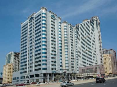 3 Bedroom Apartment for Rent in Al Taawun, Sharjah - Building