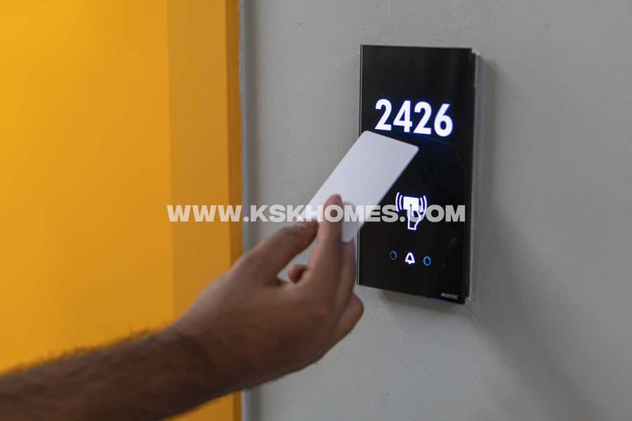 41 Access Controlled Room Entry