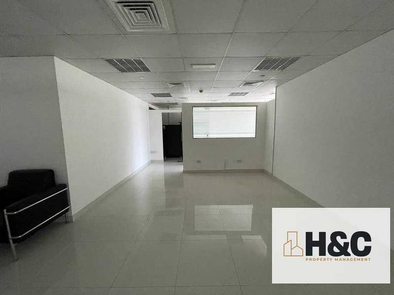 2 High floor | Partition | Emirate living view