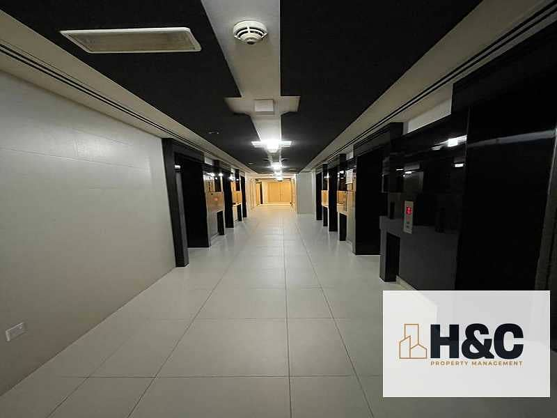 14 High floor | Partition | Emirate living view