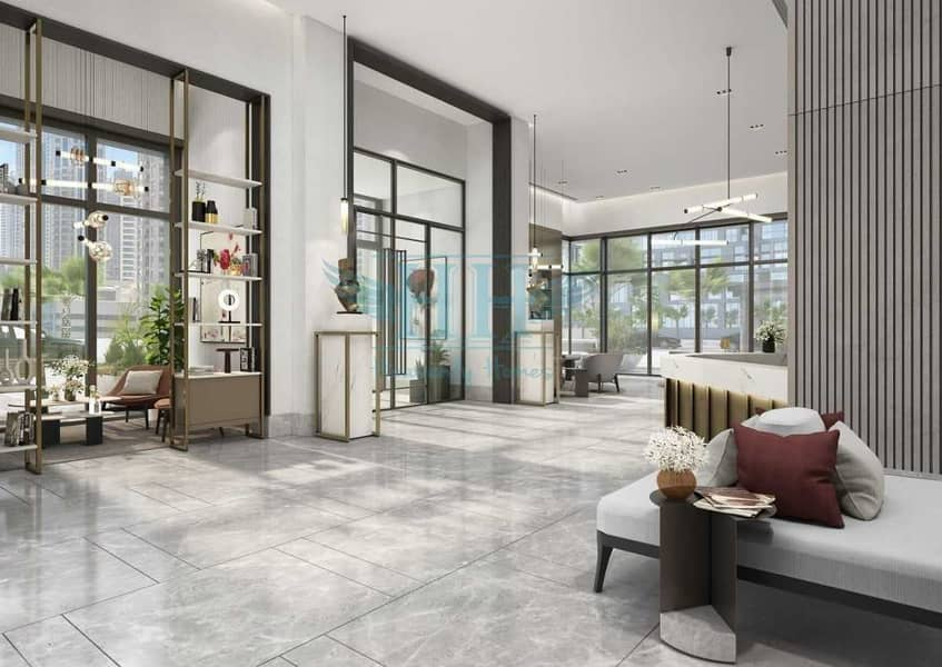 2 Spectacular Lifestyle l Burj Crown Downtown  I 50/50 Payment