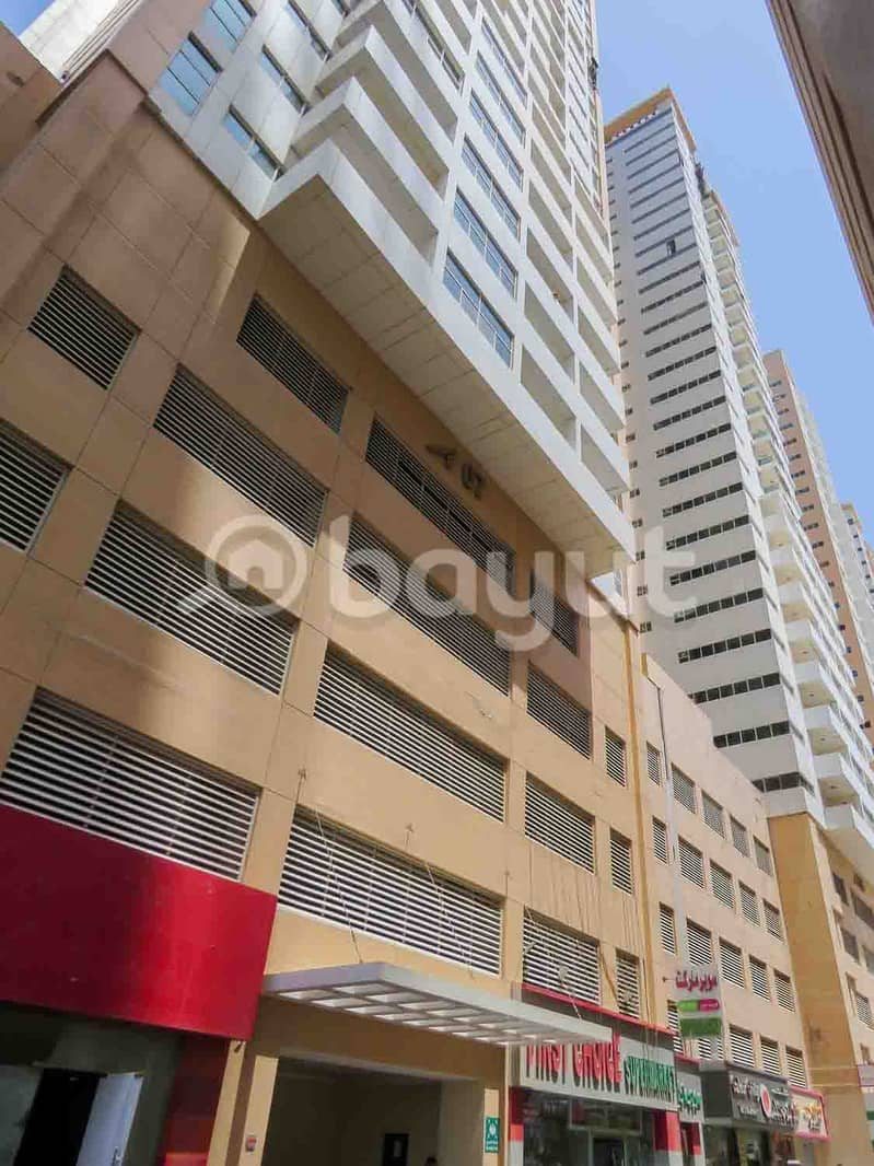 Great Offer, 1 Bhk Apartment for Sale in Ajman One Tower w/ Parking