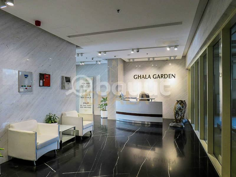 2 SPACIOUS & AFFORDABLE 2 BHK AT GHALA GARDEN RESIDENTS