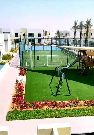 فیلا 3 غرف نوم للايجار في تاون سكوير، دبي - علامة تجارية جديدة | أفضل موقع | 3 غرف نوم + خادمة | صف واحد | تاون هاوس للإيجار