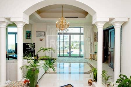 بنتهاوس 4 غرف نوم للايجار في نخلة جميرا، دبي - Furnished | Sea view | Palm Jumeirah