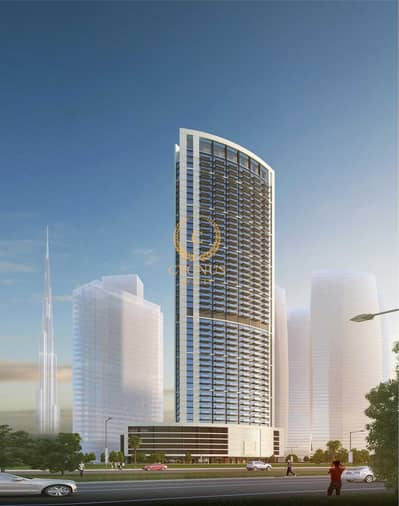 1 Bedroom Flat for Sale in Business Bay, Dubai - Booking with 10%   7 Years payment Plan   Less than 1% per Month 