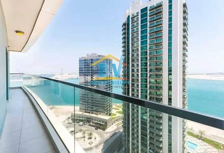 2 Bedroom Flat for Sale in Al Reem Island, Abu Dhabi - Ready for Sale   Well Maintained 2 BHK with  Outstanding  Sea View
