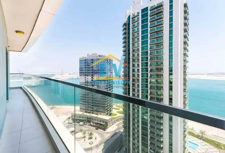 Hot Deal! 2bhk With Balcony And Outstanding  Sea View in Reem Island