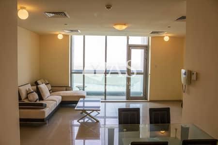 فلیٹ 1 غرفة نوم للبيع في دفن النخیل، رأس الخيمة - Fully furnished | Mangrove View | High floor