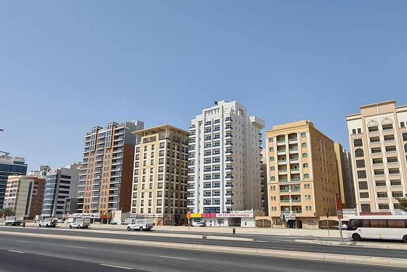 7 G + 14 MIXED USED PLOT FOR SALE IN BARSHA 1