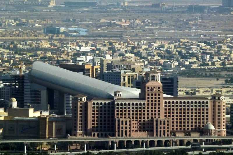 G + 14 MIXED USED PLOT FOR SALE IN BARSHA 1