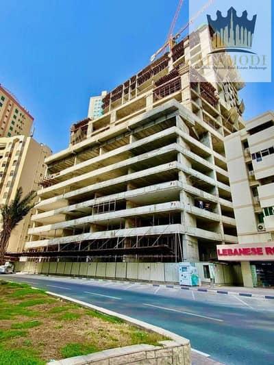 شقة 2 غرفة نوم للبيع في المجاز، الشارقة - Own your office  with 10 years  Installment!