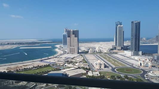 Sea View 3BHK Apartment Balcony, Wardrobe One Month Free All Facilities in Sharjah