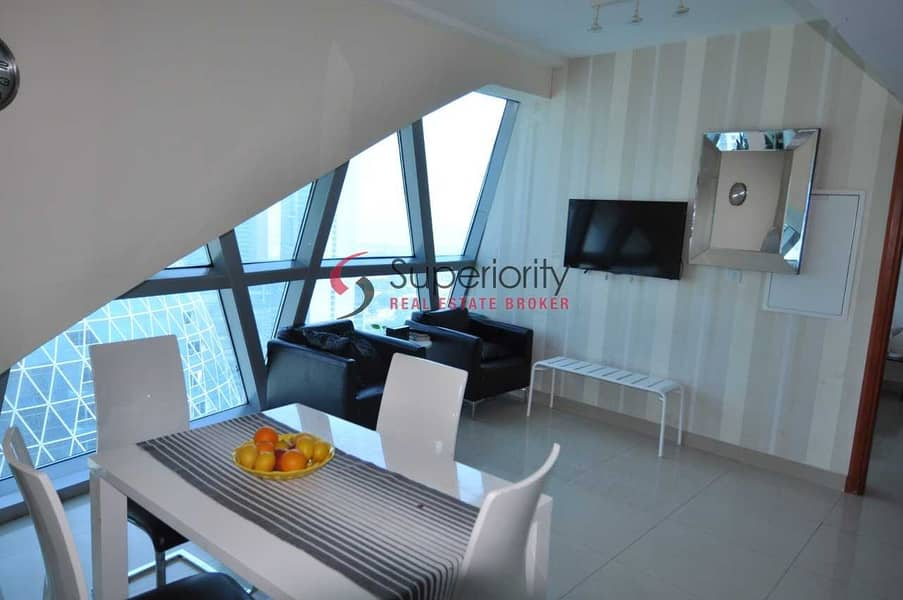 2 Rented   High floor   Lovely views
