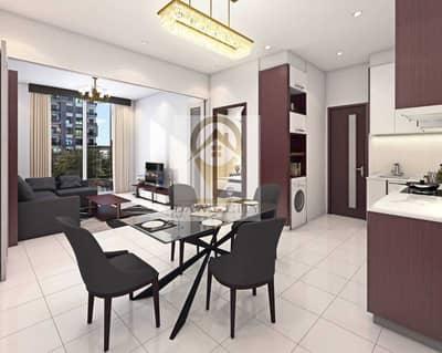 شقة 1 غرفة نوم للبيع في ليوان، دبي - شقة في ويفز ريزيدنس ليوان 1 غرف 615000 درهم - 5208288