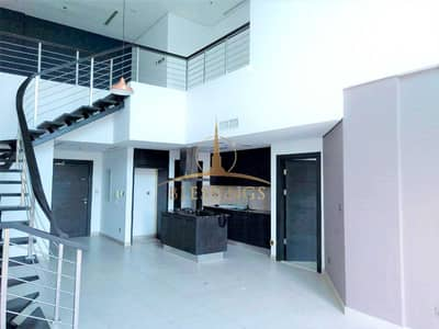 2 Bedroom Flat for Sale in Jumeirah Heights, Dubai - Exclusive! Lake View | 2BR Duplex | Unfurnished