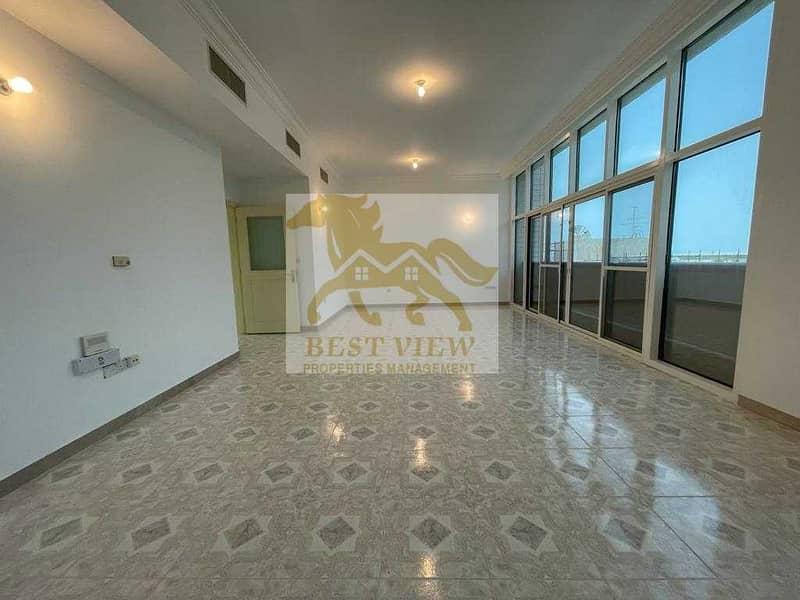 شقة في شارع الخالدية الخالدية 3 غرف 100000 درهم - 5024515