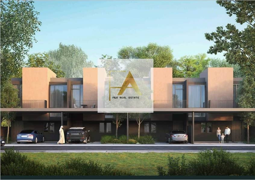 2 Green Gated Community 2 BHK townhouse  with Flexible payment plan
