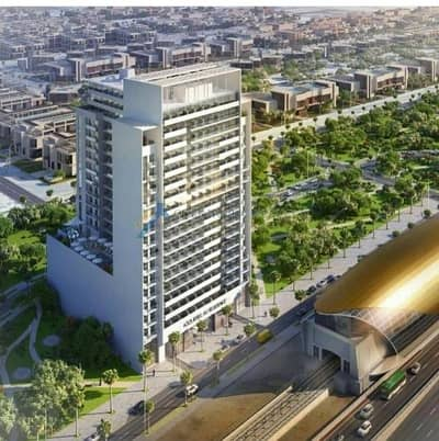 FIRST RESIDENTIAL BUILDING OF JEBEL ALI