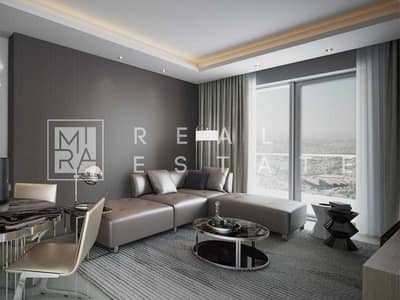 Master-planned Location | Stunning 1 Bedroom For Sale | Business Bay View