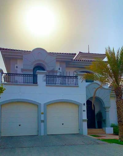 4 Bedroom Villa for Rent in Palm Jumeirah, Dubai - Fully furnished 4 bd villa available for rent on Palm Jumeirah