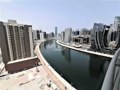 1 Bedroom Apartment for Sale in Business Bay, Dubai - Canal View | Large 1BR | High Floor | Vacant