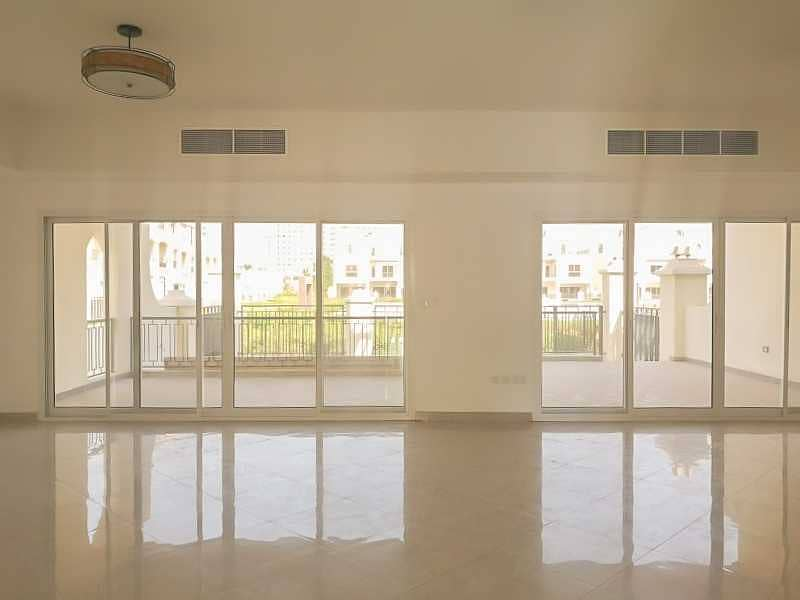 2 Available on August | Exclusive | Near to the Pool