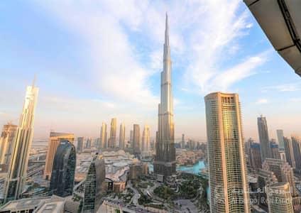 High Floor| Burj Khalifa & fountain View| 2-BR in Address Skyview Tower 2