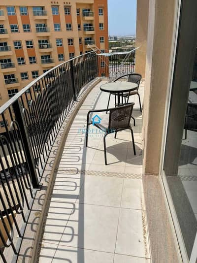 1 Bedroom Flat for Rent in Dubai Silicon Oasis, Dubai - AUGUST I Positive Vibes I Bright I  Beautiful 1 bedroom with Nice Balcony