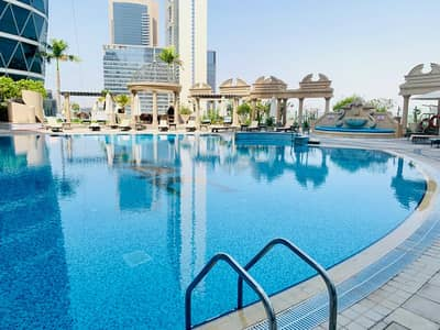 Pool View Large ! 2 Bedroom Apartment With Balcony DIFC Yearly AED: 99,999