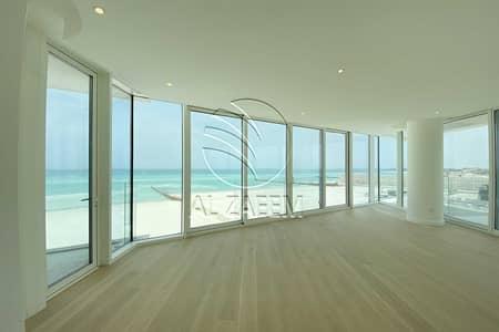 شقة 3 غرف نوم للبيع في جزيرة السعديات، أبوظبي - ? HOT! Corner Unit with Full Amazing Sea Views ?