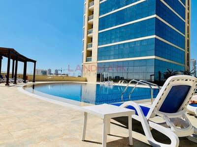 شقة 1 غرفة نوم للايجار في قرية جميرا الدائرية، دبي - Modern 1BR | Luxury tower | High Floor | Closed Balcony | City View | Covered Parking