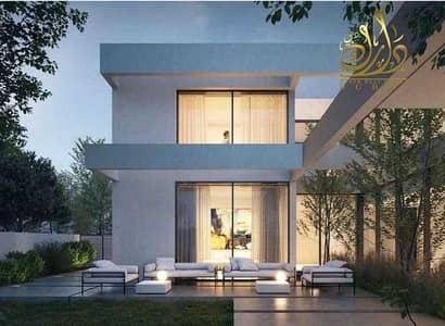2 Bedroom Villa for Sale in Al Tai, Sharjah - Villa for sale in the largest project in Sharjah Smart Home and monthly installments