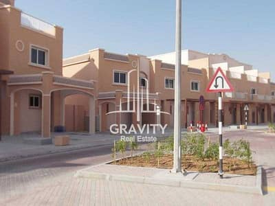 4 Bedroom Villa for Sale in Al Reef, Abu Dhabi - VACANT SOON! Single Row + Corner Villa