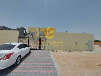 فیلا 8 غرف نوم للايجار في جنوب الشامخة، أبوظبي - For rent a brand new villa in the city of South Al Shamkha