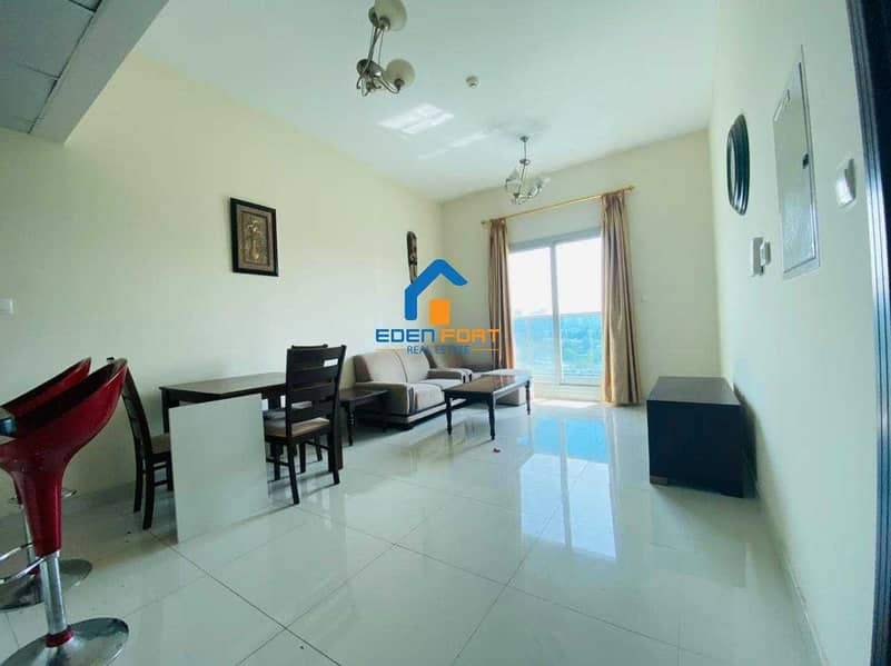 GOLF VIEW  1BHK FULLY FURNISHED ELITE 07