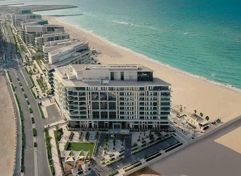 2 Own  Villa In Saadiyat Island   Luxury Beach Front Villa   5 Years Pay Plan   Sea View  10 Year Free Service Charge!!!!