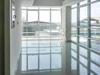 Sea Front 2 Bed Apt with Facilities in Al Bateen