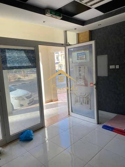 Shop for Rent in International City, Dubai - FULLY FITTED-READY TO MOVE IN SHOP IN GREECE CLUSTER WITH CENTRALIZE AC IS FOR RENT Aed35000/-YEARLY