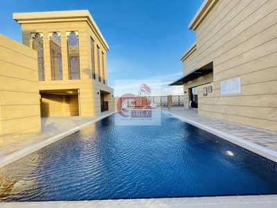 استوديو  للايجار في الجداف، دبي - Month free Chiller free Huge open view balcony Studio flat now in 32k jaddaf