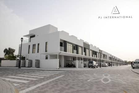 تاون هاوس 4 غرف نوم للبيع في عقارات جميرا للجولف، دبي - Corner Garden Unit | Excellent Layout | Spectacular Golf Course Views