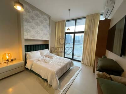 شقة 1 غرفة نوم للبيع في مجمع دبي ريزيدنس، دبي - Convert to 2 Beds  Cash Deal  Payment Plans Available too  Shoaib