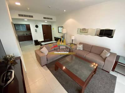 1 Bedroom Apartment for Rent in Jumeirah Lake Towers (JLT), Dubai - Furnished High Floor 1 BR Apt in Goldcrest executive