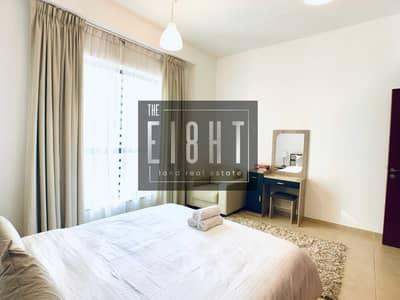 فلیٹ 2 غرفة نوم للايجار في جميرا بيتش ريزيدنس، دبي - Fully furnished 2Br with upgraded Bathrooms