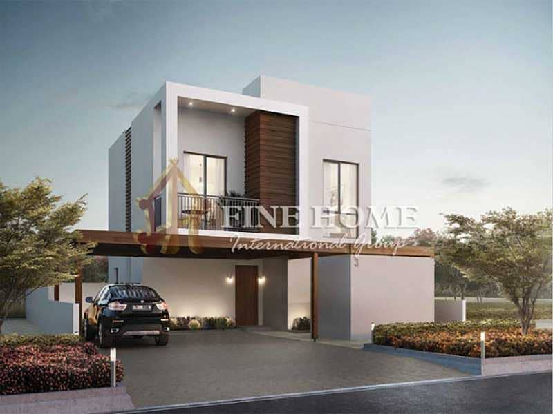 For Sale  Brand New 3 BR . With Pool View