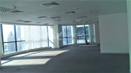 Semi Fitted Office in Jumeirah Bay X3