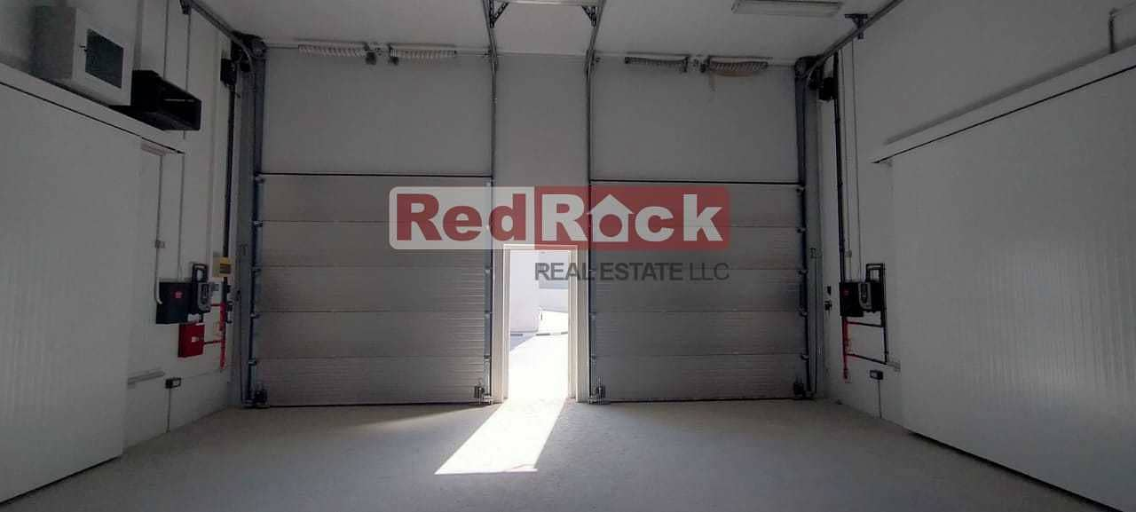 New 9366 Sqft Cold Store with 263 KW Power in Jebel Ali