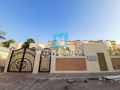6 Bedroom Villa for Rent in Al Mushrif, Abu Dhabi - Ready To Move In |  Huge Villa | 5 Parking Spaces