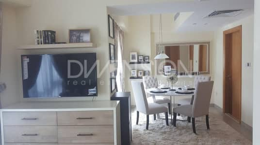 Furnished and Fully Equipped One Bedroom Apartment