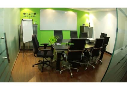 Fully fitted office space for sale in Dubai Silicon Oasis